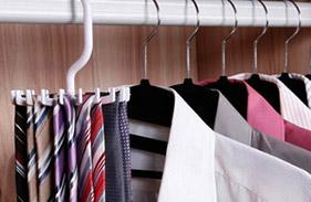 创意旋转领带架皮带丝巾架-方便您的生活