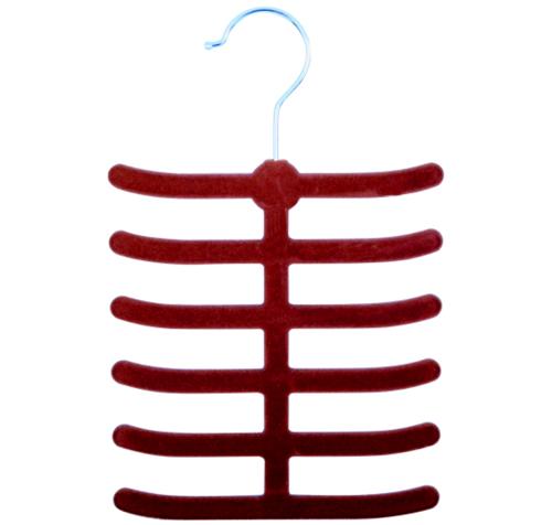 植绒领带架