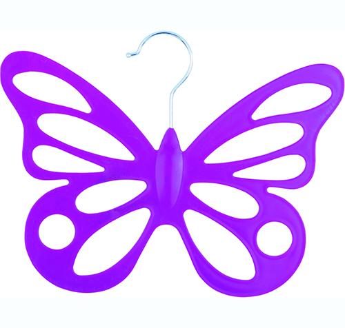 蝴蝶丝巾架